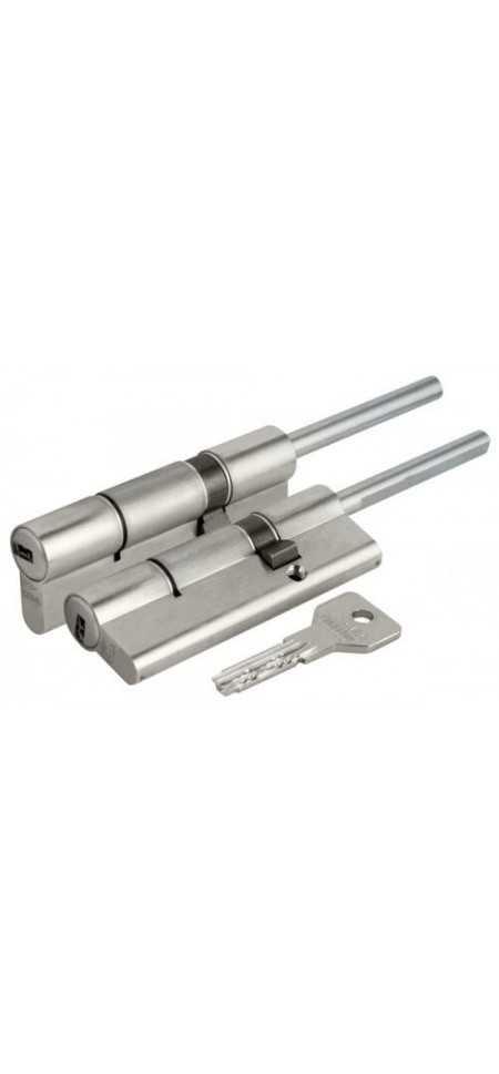 Цилиндровый механизм ASIX OE307-87.12 (90 мм/55+10+25)