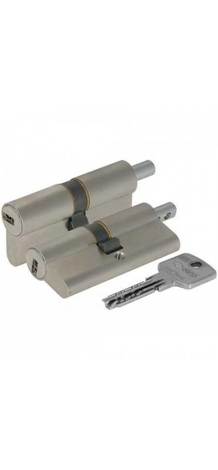 Цилиндровый механизм ASTRAL ОА312-23.12 (100 мм/45+10+45)