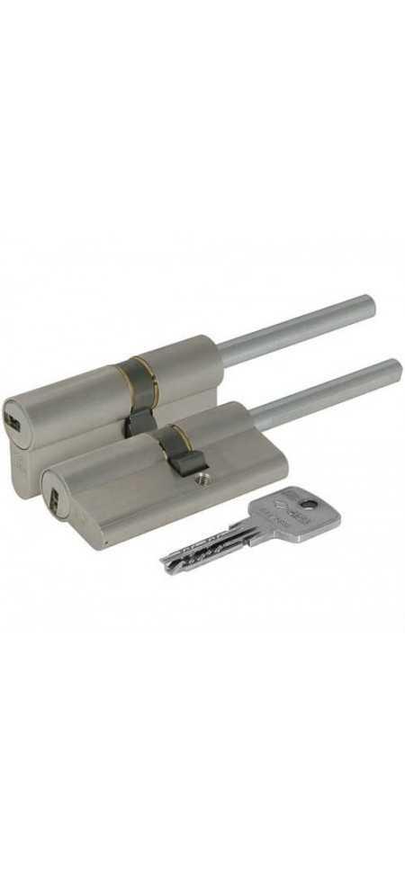 Цилиндровый механизм ASTRAL OА317-90.12 (80 мм/45+10+25)