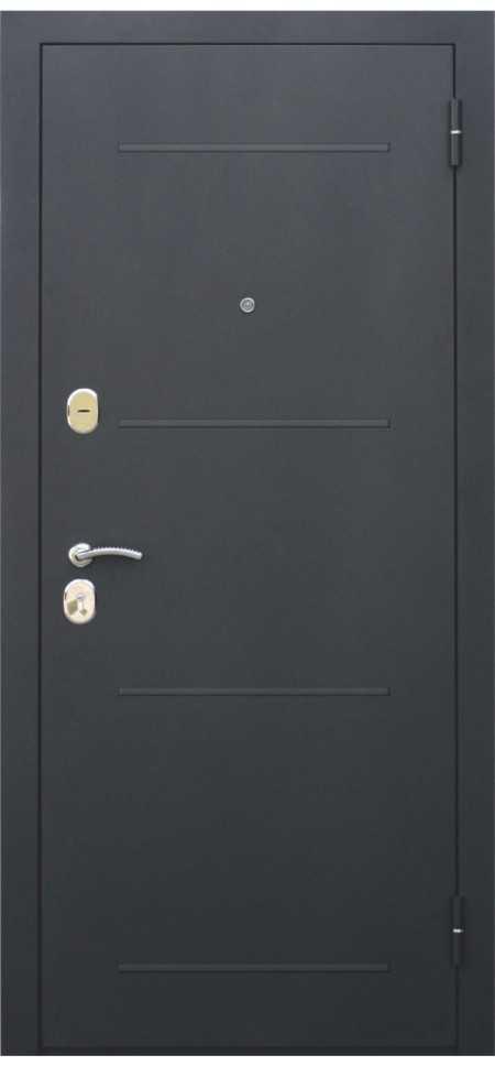 металлическая входная дверь Гарда Муар 7,5см