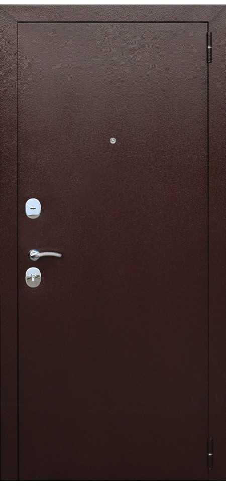 Входная дверь Гарда 8мм медный антик
