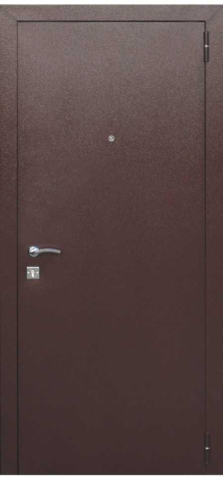 Входная дверь Гарда mini медный антик