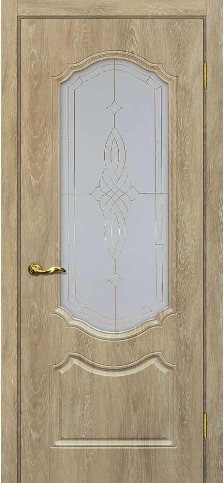 Межкомнатная дверь Сиена Шале-2