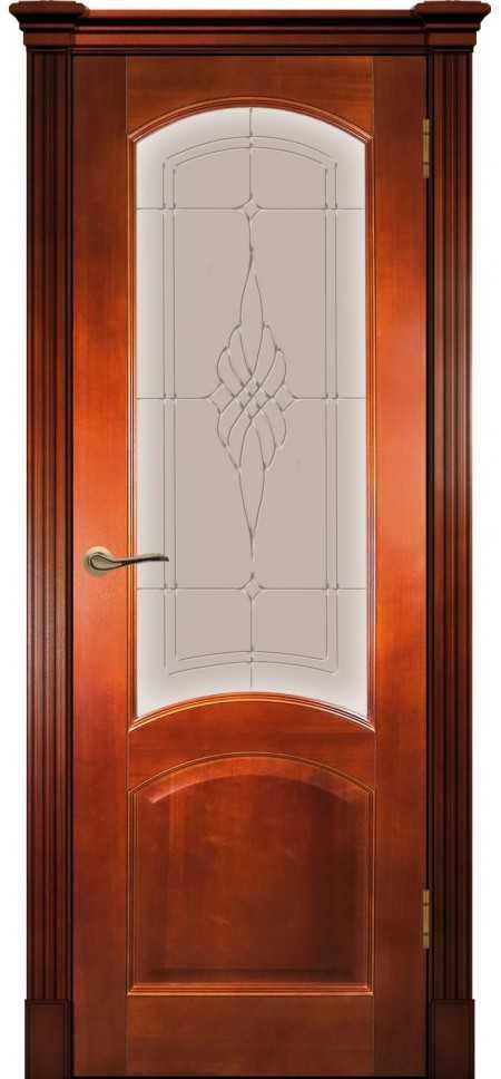 Межкомнатная дверь Леон К