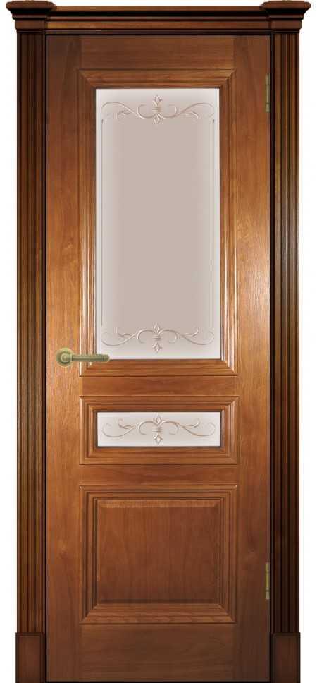 Межкомнатная дверь Оливия ШП Медовый дуб