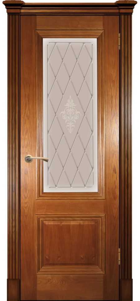 Межкомнатная дверь Прага ШП Дуб