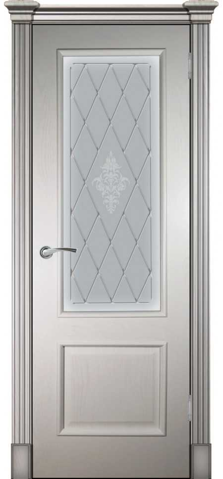Межкомнатная дверь Прага Ваниль