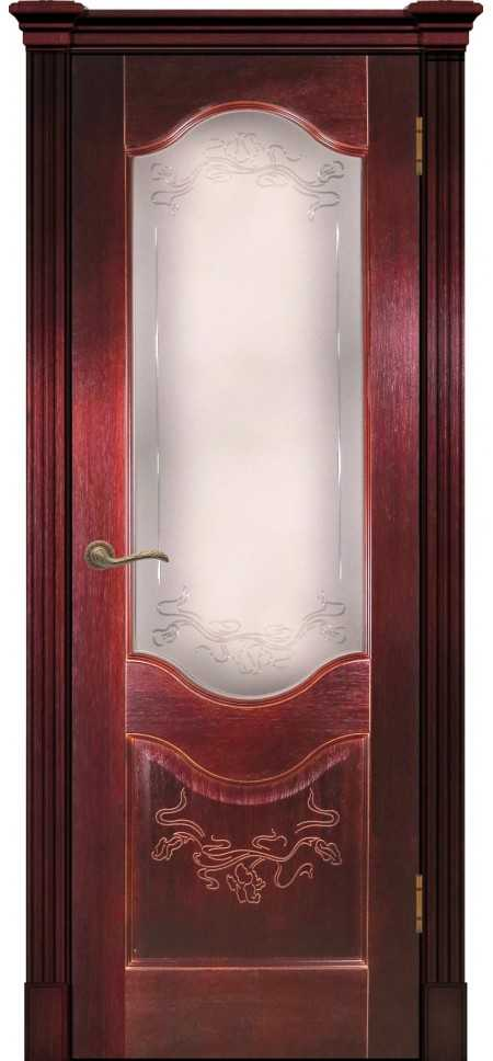 Межкомнатная дверь Прованс-2 Сапель